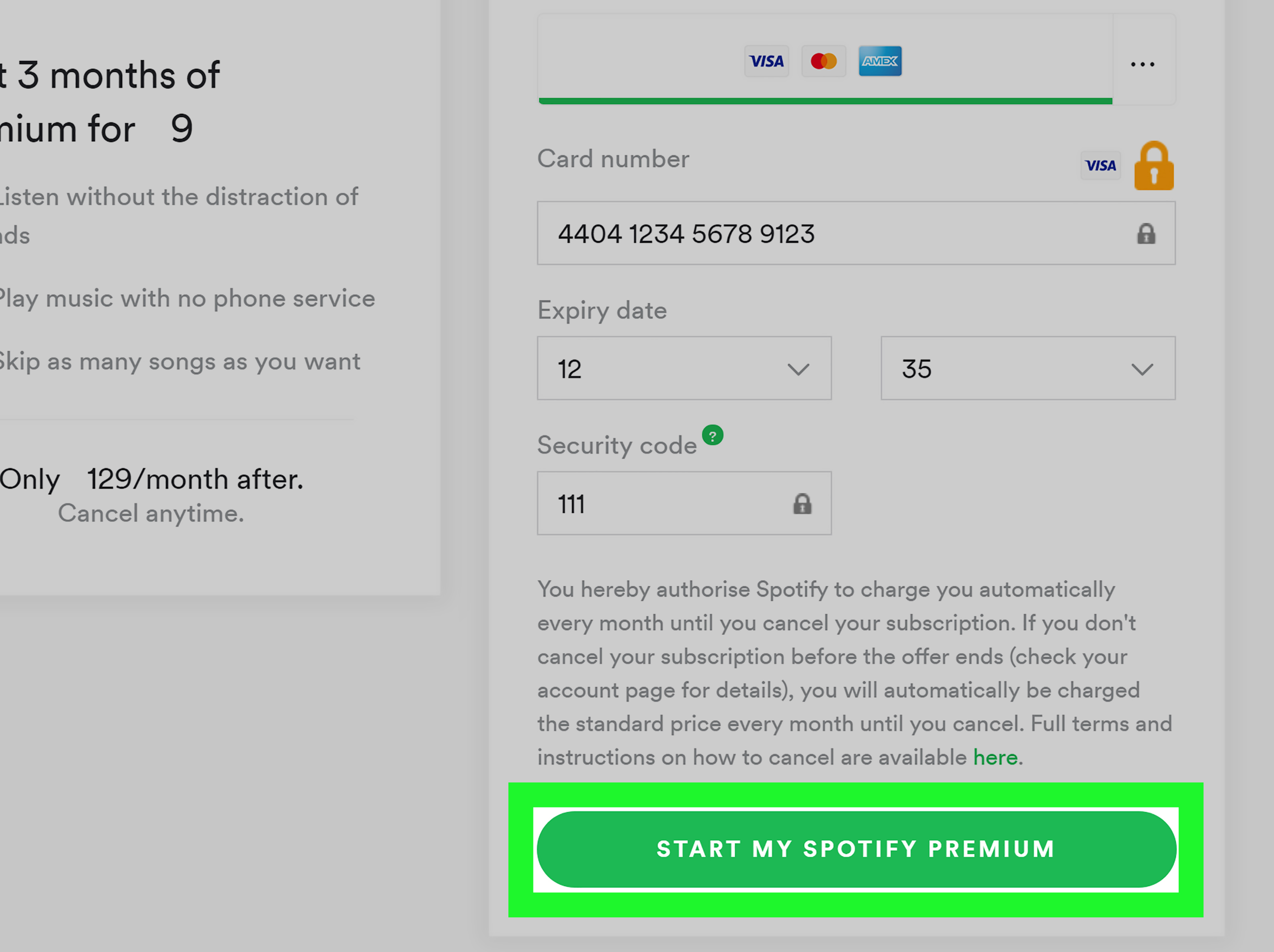 How to switch to spotify student