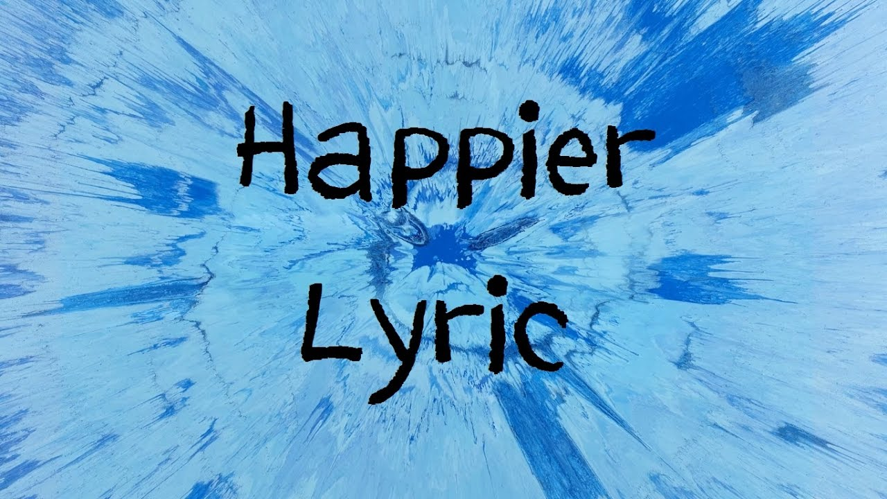 Happier cover song
