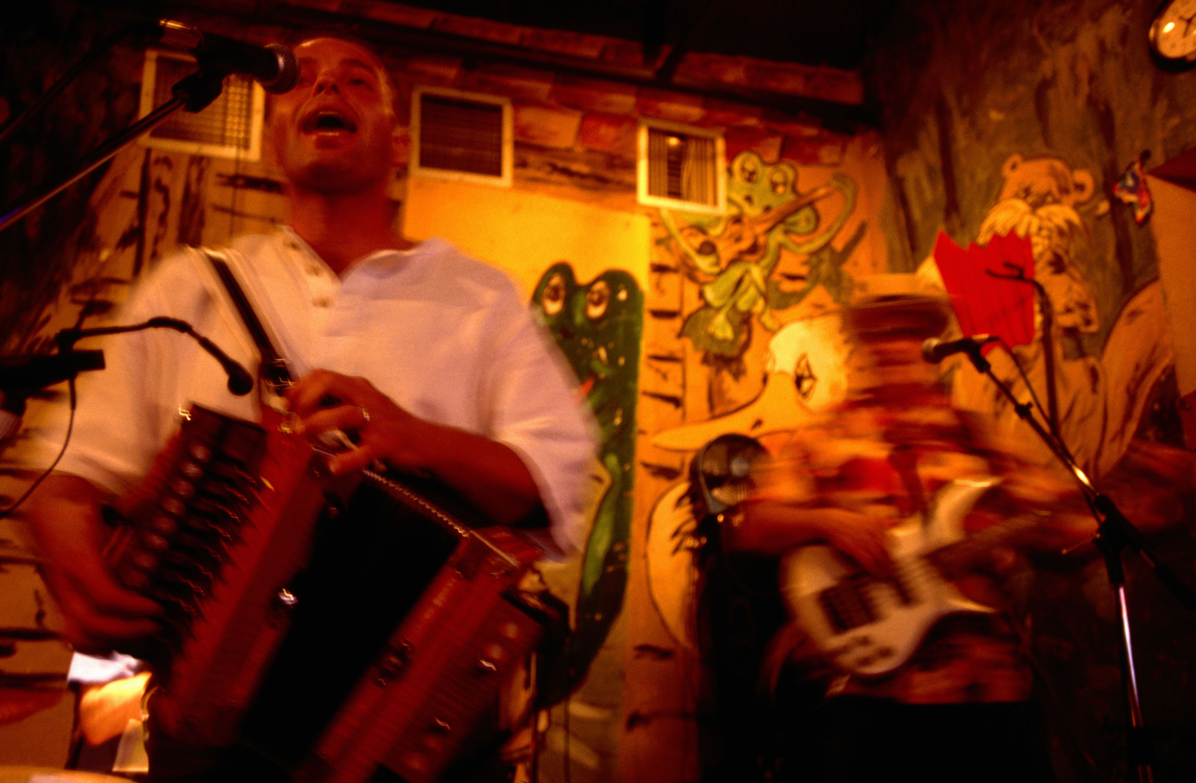 Best zydeco music new orleans