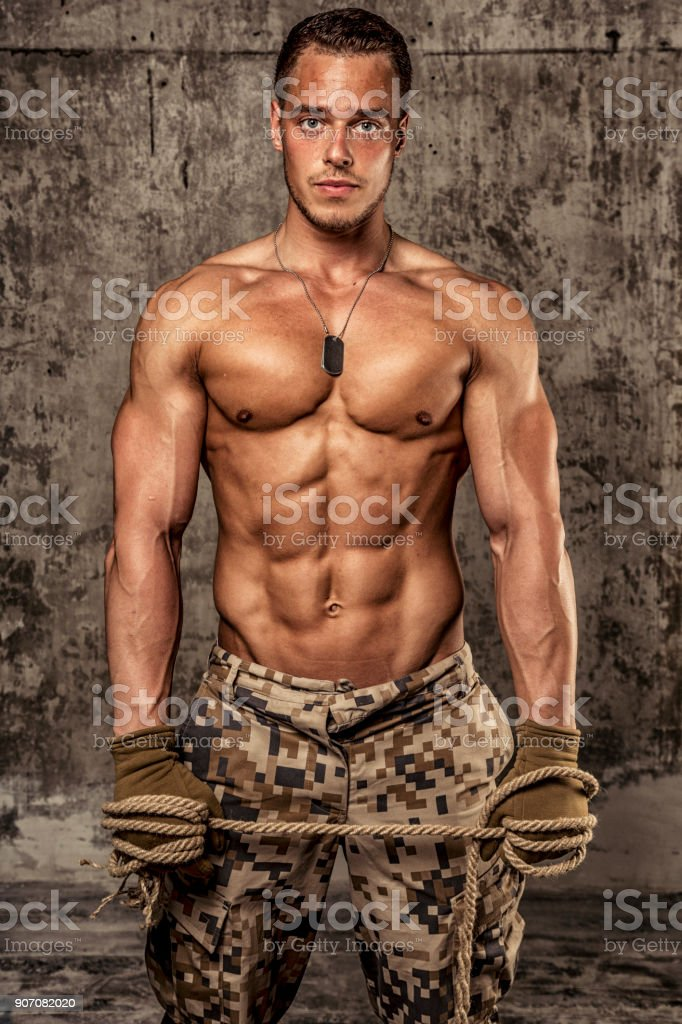 Military model naked pictures