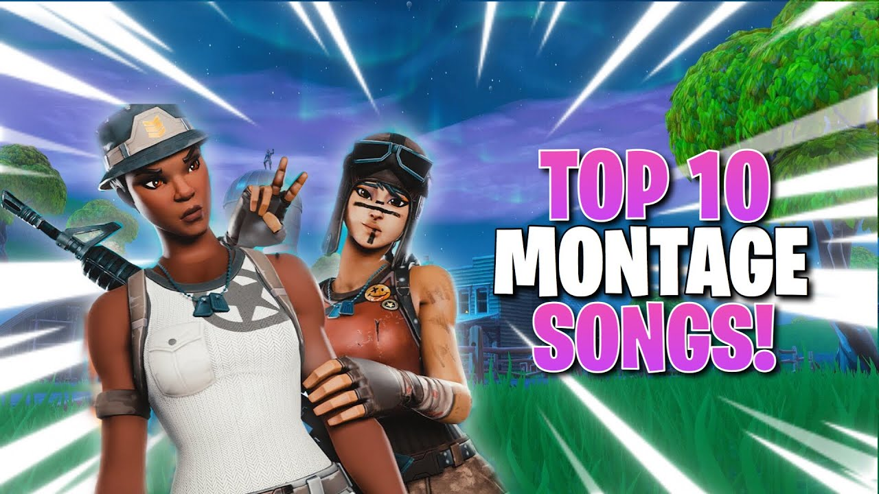 Most popular songs for video montage