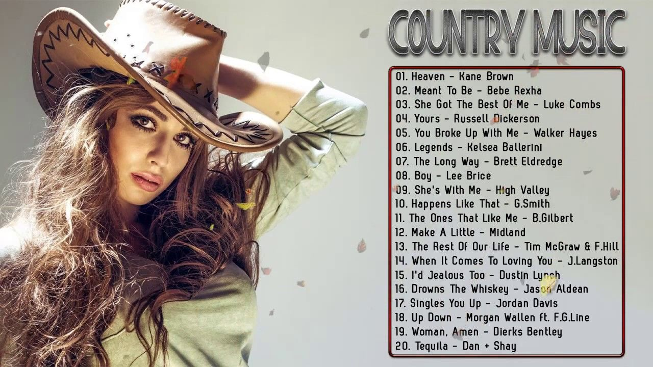 Popular pop country songs 2019